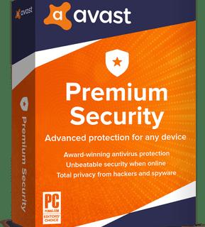 Avast Premium Security 21.1.2449 + License Key Free Download