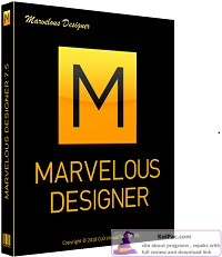 Marvelous Designer Crack 10.6.0.491.32683 Latest Version Full Download