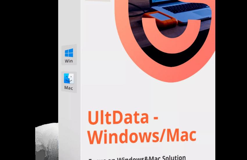 Tenorshare UltData Windows 7.4.0.43 With Crack