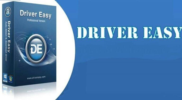 Driver Easy Pro 5.6.15 Crack + License Key 2021 Download