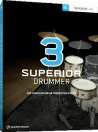 Toontrack Superior Drummer 3.2.3 Crack & Full Torrent 2021 Download