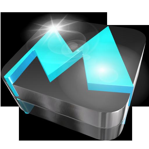 Aurora 3D Text
